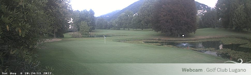 Webcam Golf Lugano